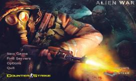 Counter-Strike 1.6 Alien War