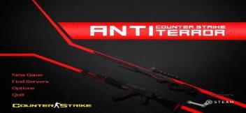 Скачать Counter-Strike 1.6 Антитеррор