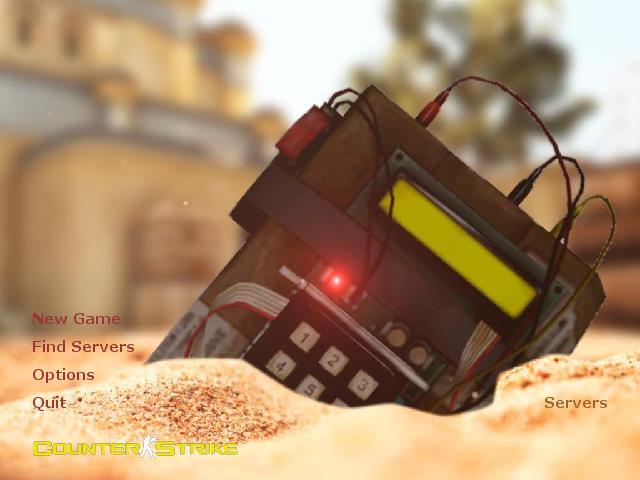 CS Bomb
