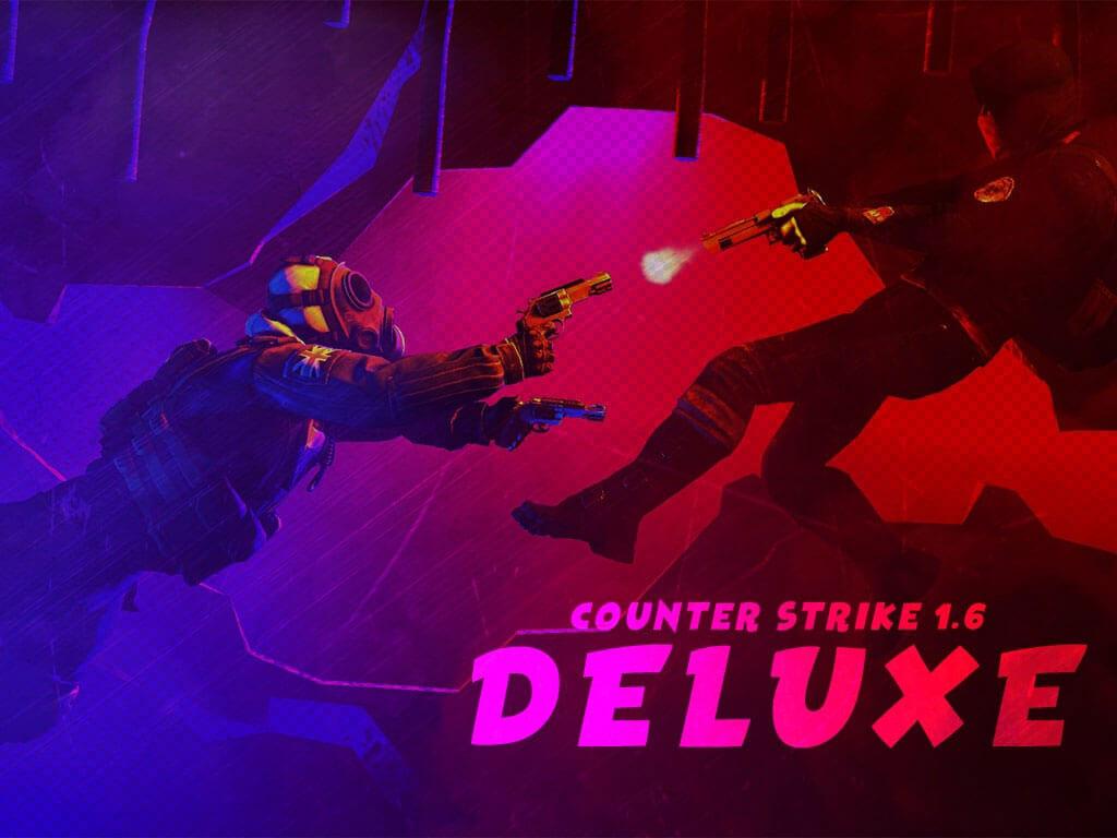 Скачать CS 1.6 Deluxe
