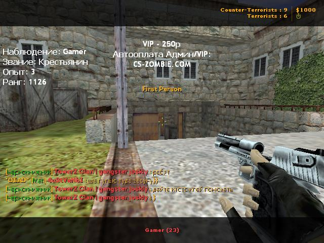 counter strike оружие