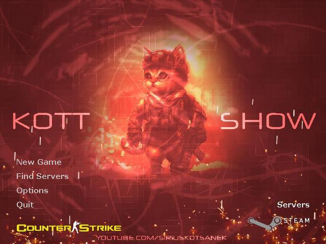 Контр-Страйк 1.6 Kott! Show