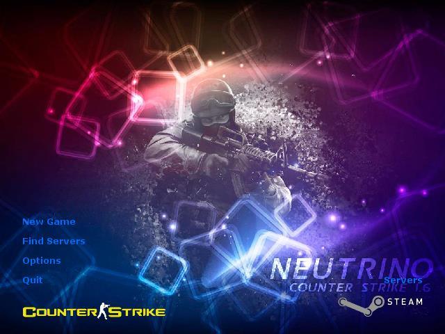 Counter-Strike 1.6 Neutrino