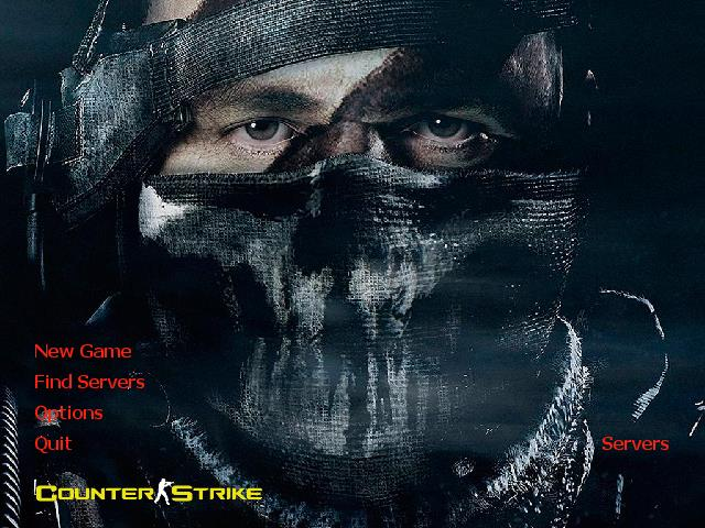 Counter-Strike 1.6 Кровавая Сетка