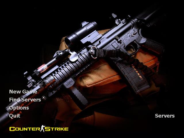 Counter-Strike Weapon theory